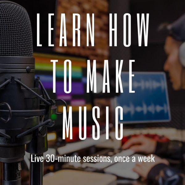 Liz Cirelli Music Production Course 1