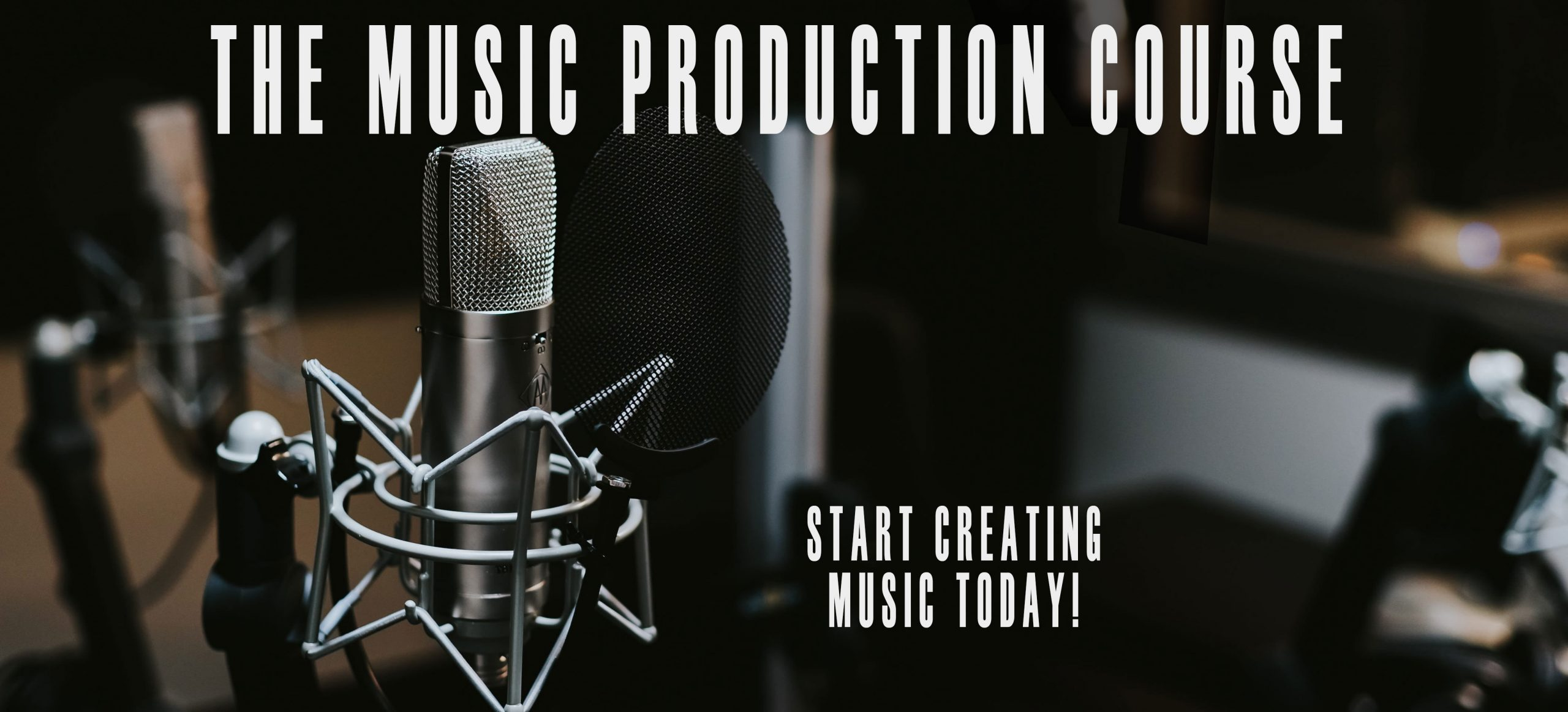 The Music Production Course by Liz Cirelli