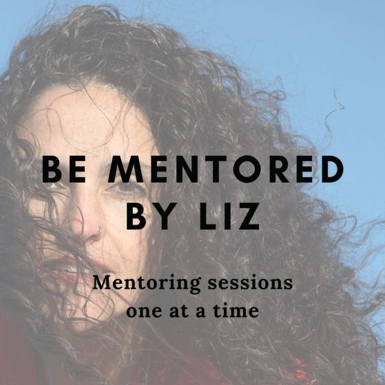 Be Mentored by Liz - One session at a time